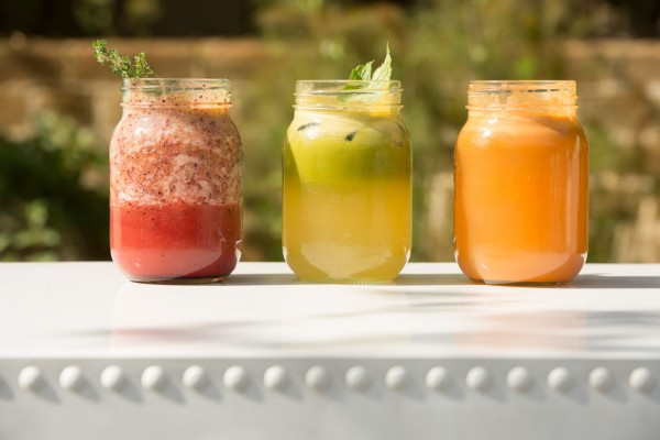 Juices and Smoothies, Raw & Cured